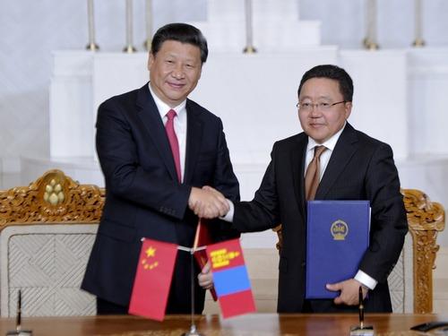 习近平访蒙古:经济合作撬动世界大格局