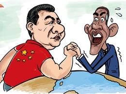 中国应继续做二 待美将死补其一刀