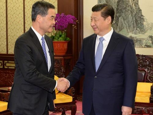 港媒:习近平警告香港 有些人想借政改翻天