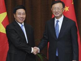 杨洁篪将再访越南讨论南海问题