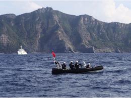 中国回应钓岛附近建军事基地事件