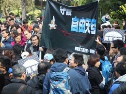 寒冬之下 香港時政刊物的出路