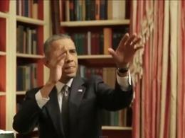 奥巴马:美国将来或出现陈姓总统