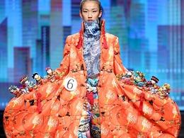 中国国际时装周北京开秀