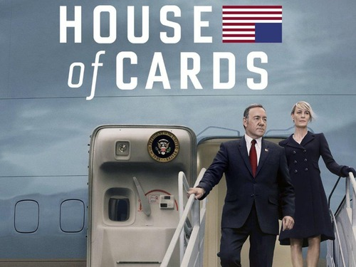 克林顿:《纸牌屋》99%剧情都是真的