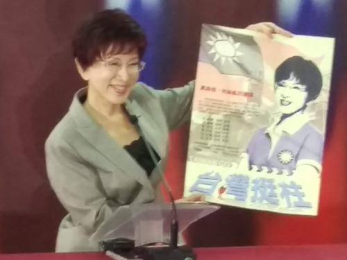 国民党将召开临全会启动换柱