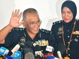 马来西亚开金正男遇刺发布会