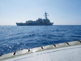 美舰闯南海 指令未必来自白宫