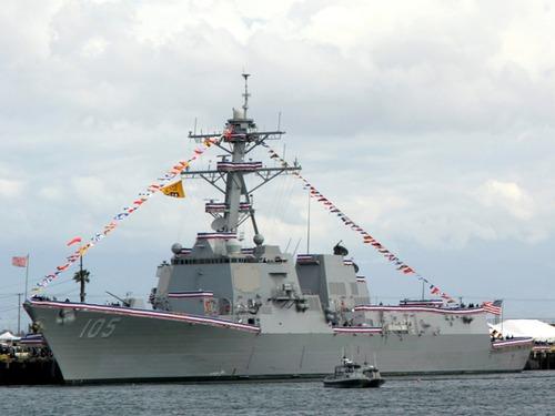 一改克制 特朗普派军舰闯南海三大目的