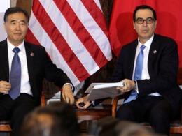 中美對話陷僵局 汪洋再度接受中南海考驗