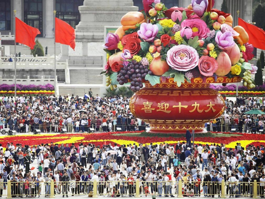 中国长假临尾声 送礼就送VPN?