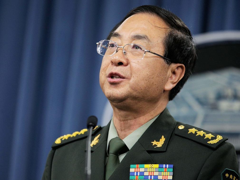 房峰辉落马坐实 西媒早前报道被证实 揭更多细节