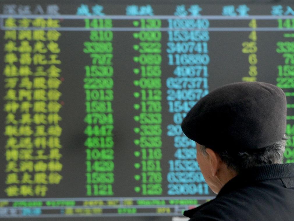 贸易战重创中国股市 特朗普关税大棒让企业胆寒